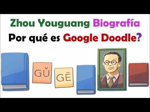 Zhou Youguang Biografía | Por qué es Google Doodle
