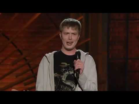 Stand up comedian  SHANE MAUSS Part 2 out of 2