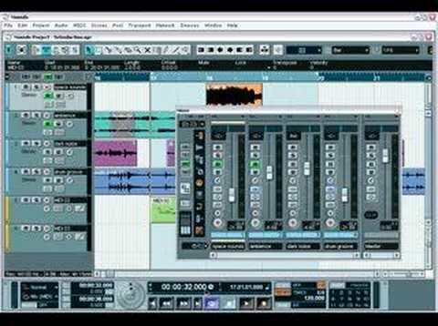 Nuendo video tutorial – Overview