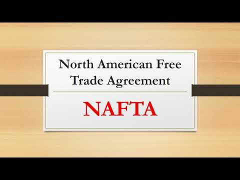 What is NAFTA? Why Donald Trump wants to end it?