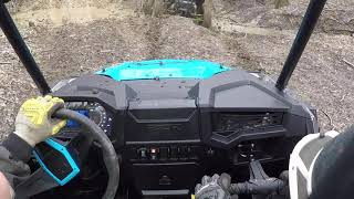 5. first 2019 Rzr turbo ride