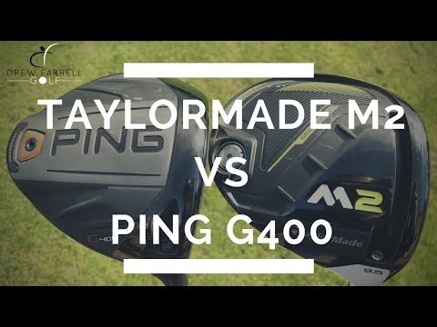 Taylormade M2 Vs Ping G400 Driver Review | Drew Farrell Golf