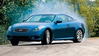 2008 Infiniti G37 Coupe - CAR And DRIVER