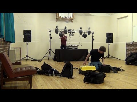 How I Setup My DJ Equipment