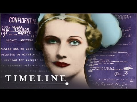 The Real British Spies Who Inspired James Bond  | Secrets of War  | Timeline