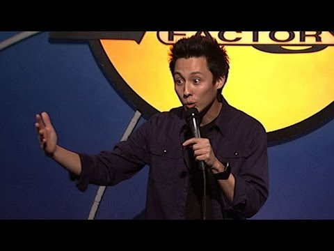 KT Tatara - Jeremy Lin (Stand Up Comedy)