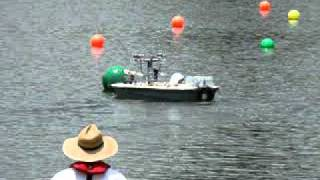 RoboBoat 2011: Competition - Attempt of Start/Speed Gate