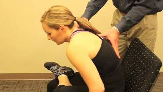 Piriformis to Help With Sciatic Pain (Seated)