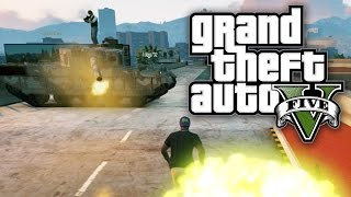 GTA 5 THUG LIFE #88 - A TANK AND TWO SNIPERS! (GTA V Online)
