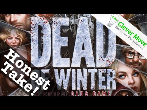 Dead of Winter Board Game Honest Take