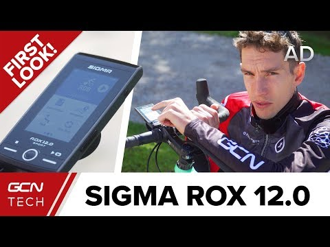 New SIGMA ROX 12.0 Sport | GCN Tech's First Look