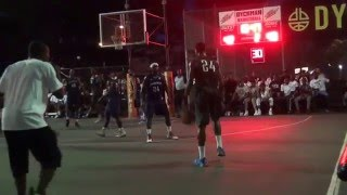 August 3, 2015 Dyckman Basketball Tournament(25th Anniversary)