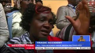 10 people lose lives in Kiambu County vehicle plunged into a river