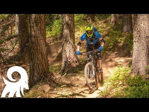 Mountain Biking Trail 290