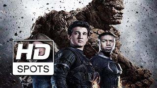 Los 4 Fantásticos | TV Spot 30 HD, phim chieu rap 2015, phim rap hay 2015, phim rap hot nhat 2015