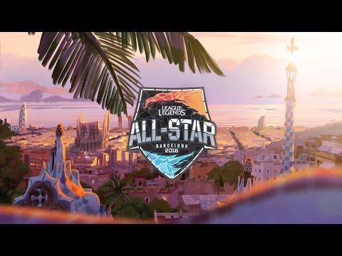 LAS vs LJL Highlights Game 1 - Semi-final IWC All-Star 2016 - Latin America South vs Japan