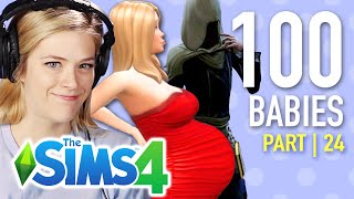 Single Girl Flirts With Death In The Sims 4 | Part 24