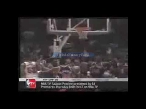 Funny Basketball NBA Bloopers