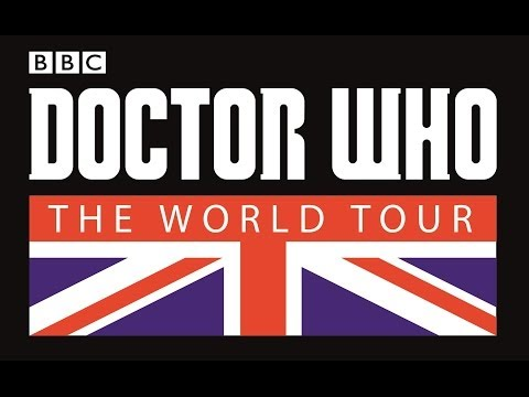 Announcing Doctor Who: The World Tour