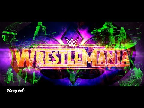 WWE WrestleMania 34 - Green Light (feat. André 3000) - John Legend