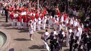 Koncert Rådhustorvet Brassbandet