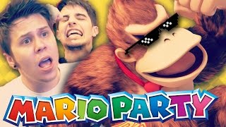 Video LA VENGANZA DE DONKO   Mario Party 10 MP3, 3GP, MP4, WEBM, AVI, FLV November 2017