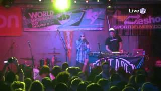 Feel - Аз не пуша (Live @ Mixtape 5 17/12/2011)