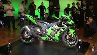 5. Kawasaki Ninja ZX10R 2016