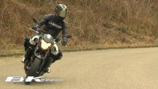 4. Suzuki B-King Street Extreme 2010