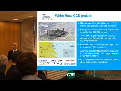 Getting CCS in the UK to Happen (3/5) -Will Lochhead, DECC 14.05.2015