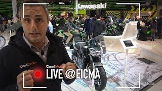 Kawasaki Z650 e Z900 a EICMA 2016