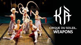 Video Weapons in KÀ by Cirque du Soleil | KÀ: Behind the Blockbuster MP3, 3GP, MP4, WEBM, AVI, FLV Juli 2018