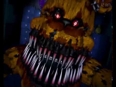 [Fnaf Crap] How To Make Fnaf 4 Jumpscares Funny