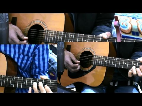 My Best Songs So Far on YOUTUBE – Best Guitar Bollywood Songs lesson cover chords beginners hindi