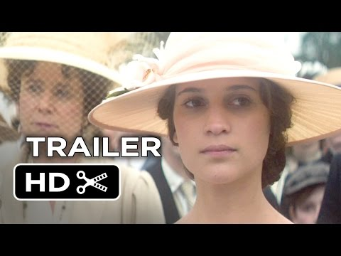 Testament Of Youth US Release TRAILER 1 (2015) - Kit Harington, Hayley Atwell War Movie HD
