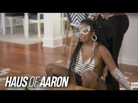 Porsha Williams FOOTAGE With Dancer RELEASED! Kenya and Latoya's Hookup? RHOA Trailer