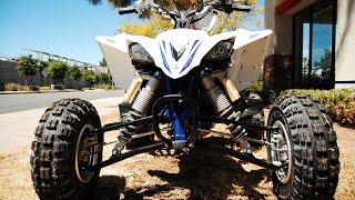 4. 2015 Yamaha YFZ450R
