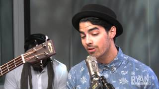 "Video Jonas Brothers Cover Frank Ocean's ""Thinking About You"" 