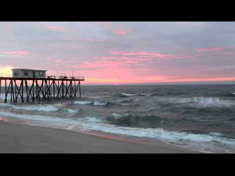 0 Sunrise Belmar NJ Video April 9 2011 