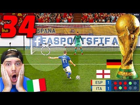 I RIGORI DECIDONO IL MONDIALE!! e poi... - FIFA 20 Carriera #34 (FINALE MONDIALI)