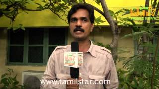 Art Director AR Mohan at Bhooloham Movie Press Meet
