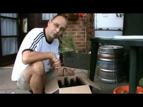 Domowy browarek butelkowanie jak zrobić piwo w domu - Browary