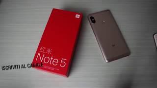 Recensione Xiaomi Redmi Note 5 Pro 4/64 GB