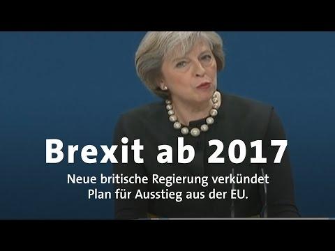 Der Brexit Plan von Theresa May