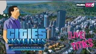 Cities Skylines sort sur PS4 dans une édition qui revoit la maniabilité. Un très grand City Builder qui n'a d'autre finalité que de...