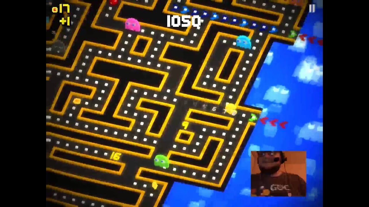 'Pac Man 256' Preview: An Easy Pill to Swallow