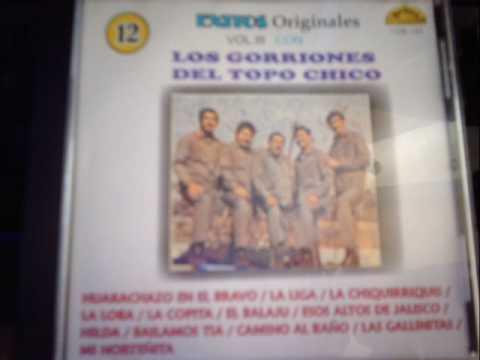 Polkas - Los Gorriones Del Topo Chico