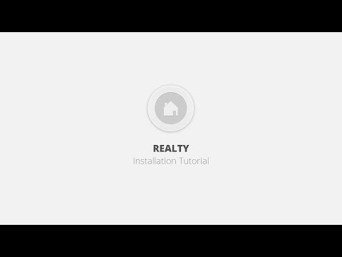 Realty by BestWebSoft WordPress Plugin – Installation Tutorial