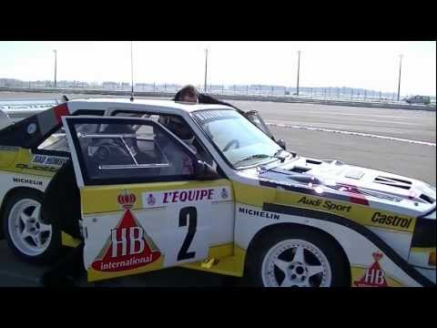 Audi S1,Walter Röhrl,Mark Reis (S1 SportwagenManufaktur)