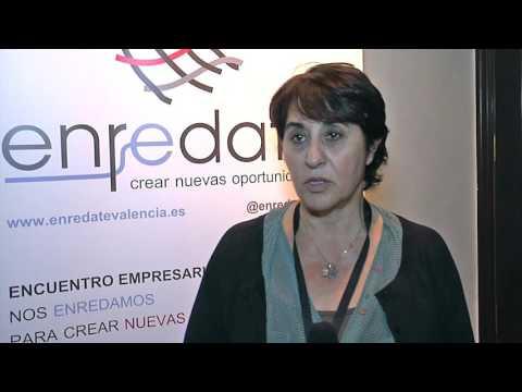 Entrevista a Carmen Marcos,  Coordinadora H2020 de IVACE en Enrédate Alzira